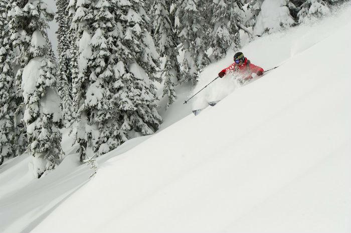 Heliskiing Canada Adventure