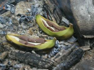 Banana boats recipe
