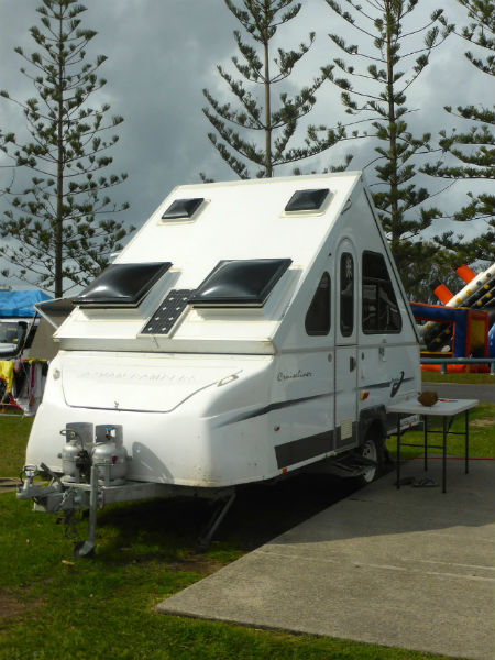 Camper rental and Motor homes Backcountry Canada Travel