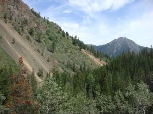 Backcountry and wilderness