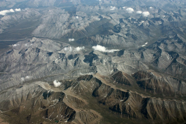 Mackenzie Mountains-National Parks Canada