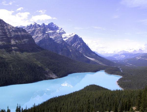 National Parks Canada - Peyto Lake
