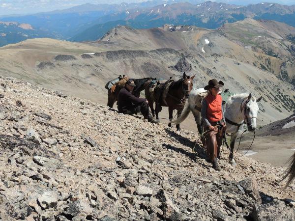 Ranch jobs - backcountry Canada