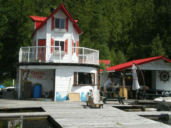 Lumby BC Mabel Lake Provincial Park