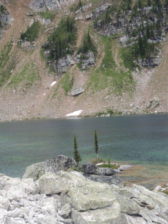 Mirror Lake - Mountain Lake