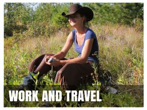 Work and Travel title