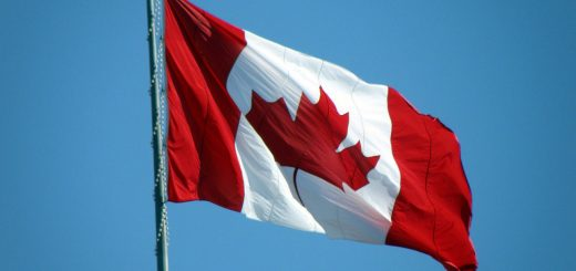 Canada Flag - moving to Canada
