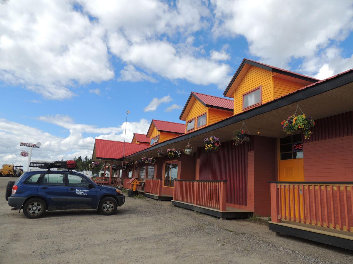 Alaska Highway Road House