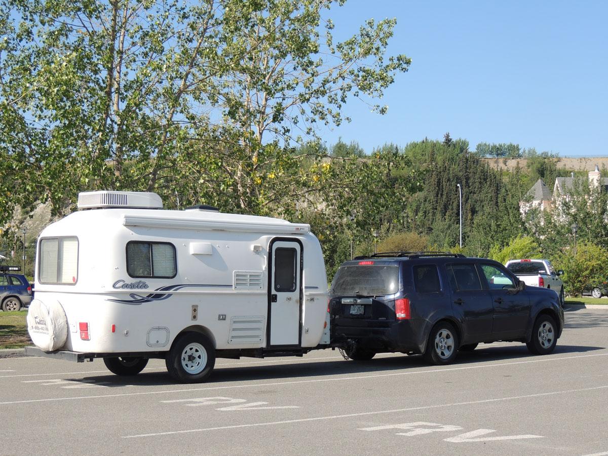 Yukon Travel Camper RV