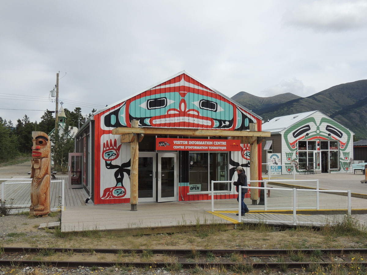 Carcross Visitor Centre