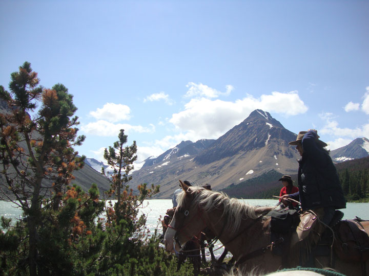 Pack Trip Canada - rivers