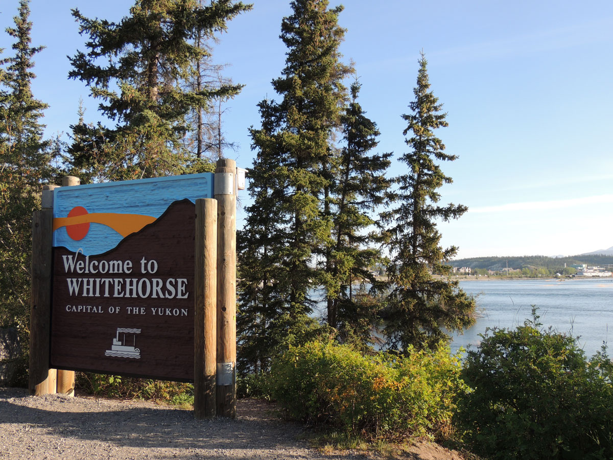 Klondike Highway - Welcome toWhitehorse