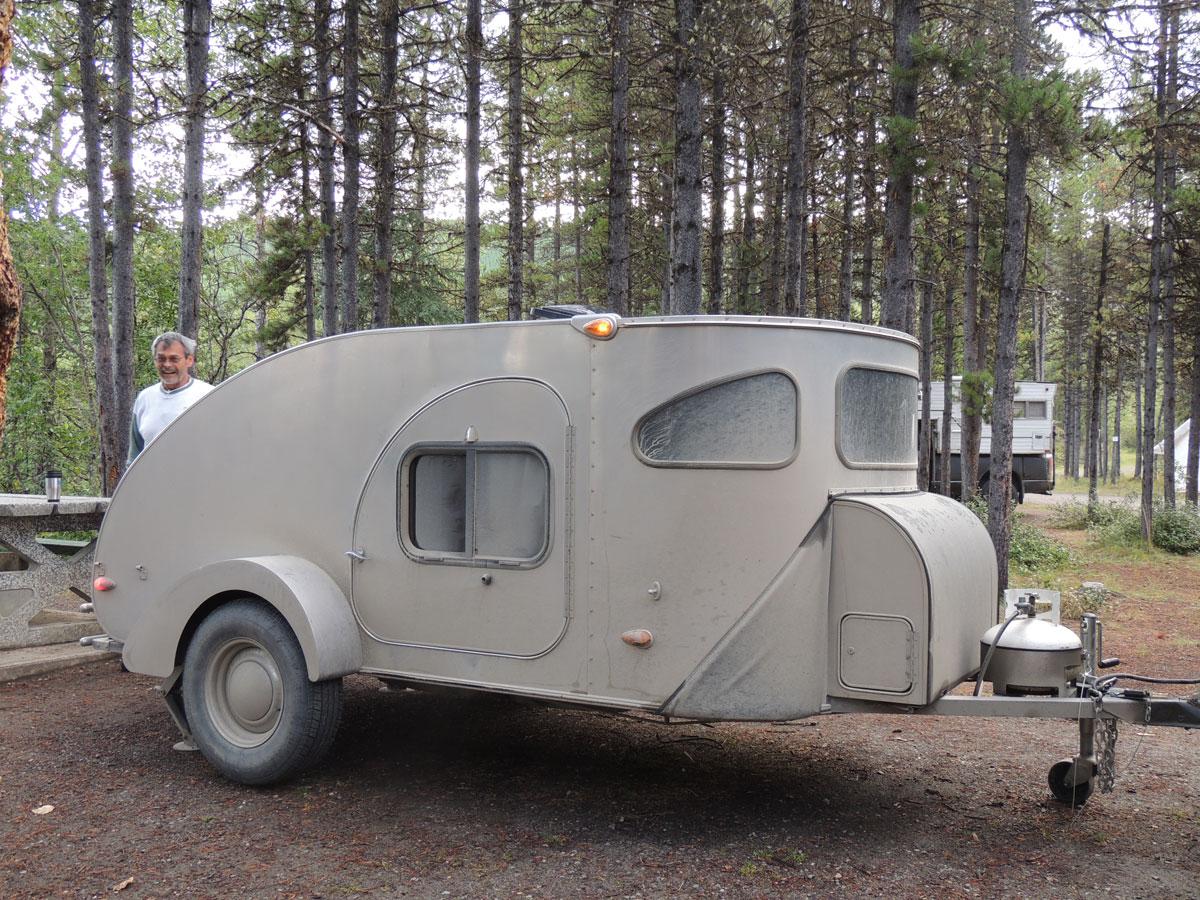 Deas Lake camping