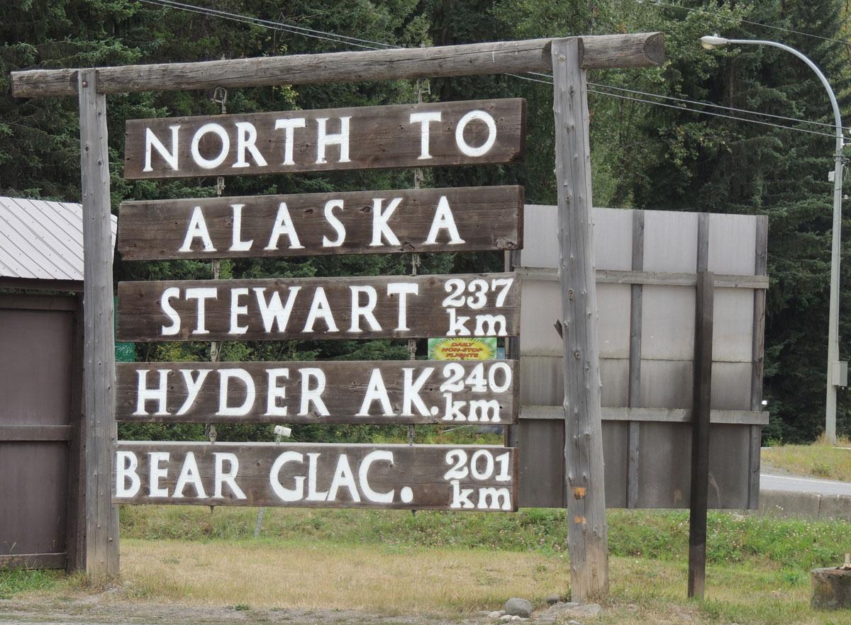 North to Alaska - Stewart Hyder