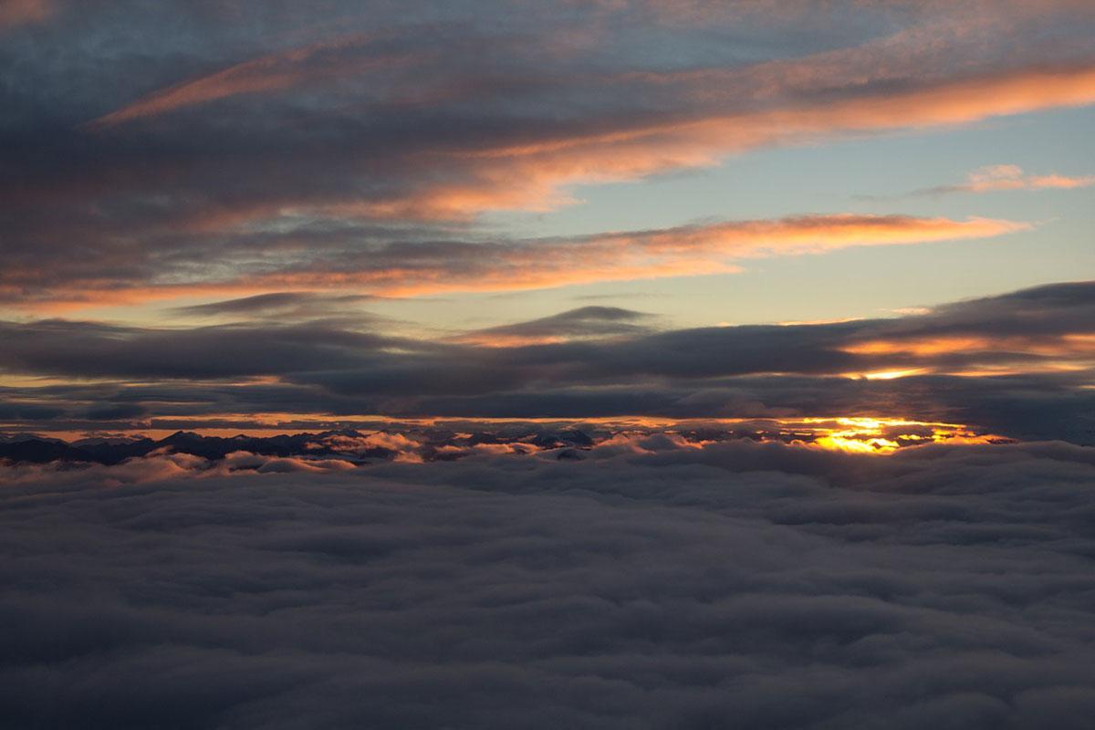 Nunavut sky