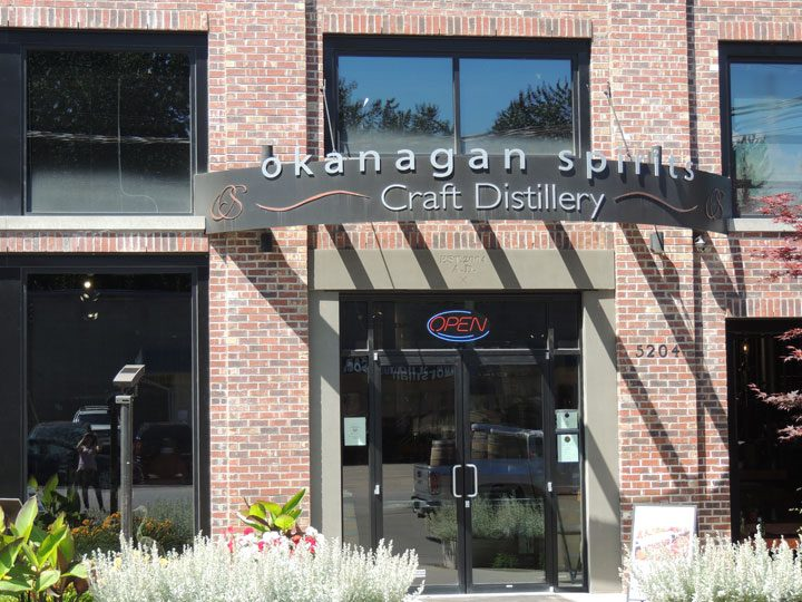 Okanagan Spirits Distillery