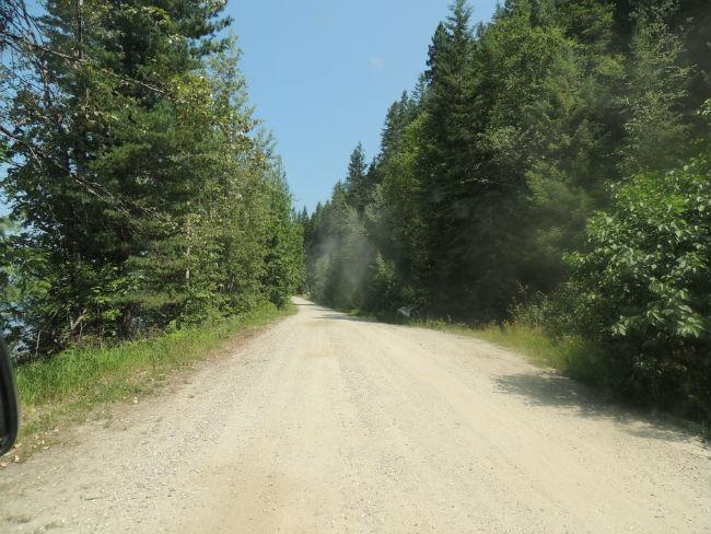 Akilkolex Forest Service Road BC