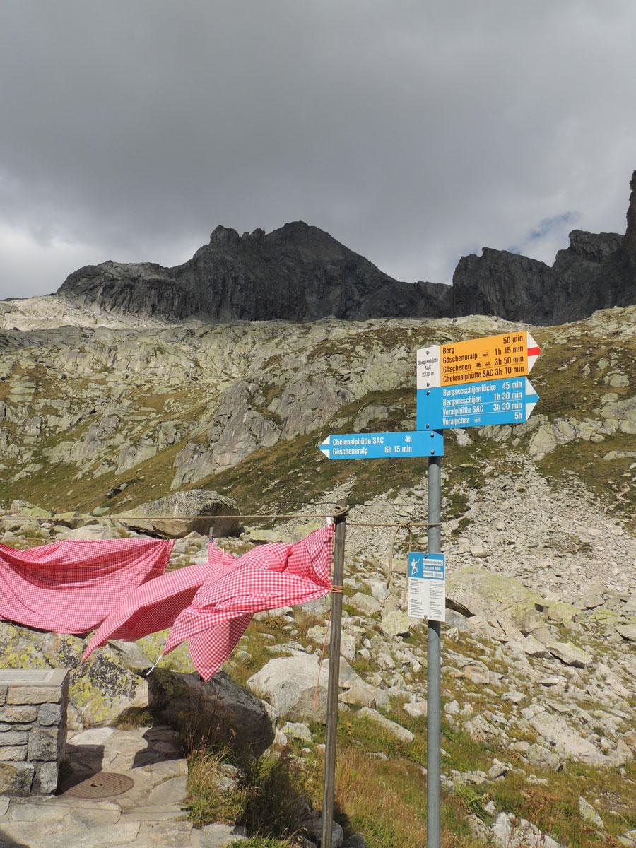 Hiking Trails Switzerland