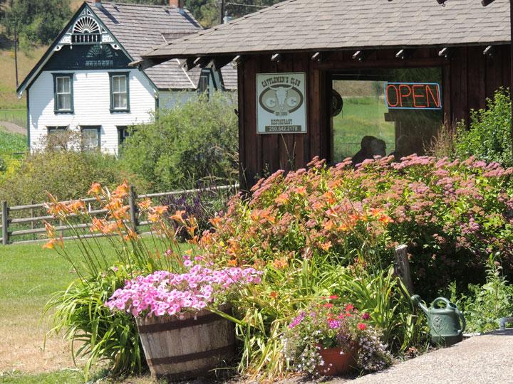 Historic O'Keefe Ranch Vernon BC