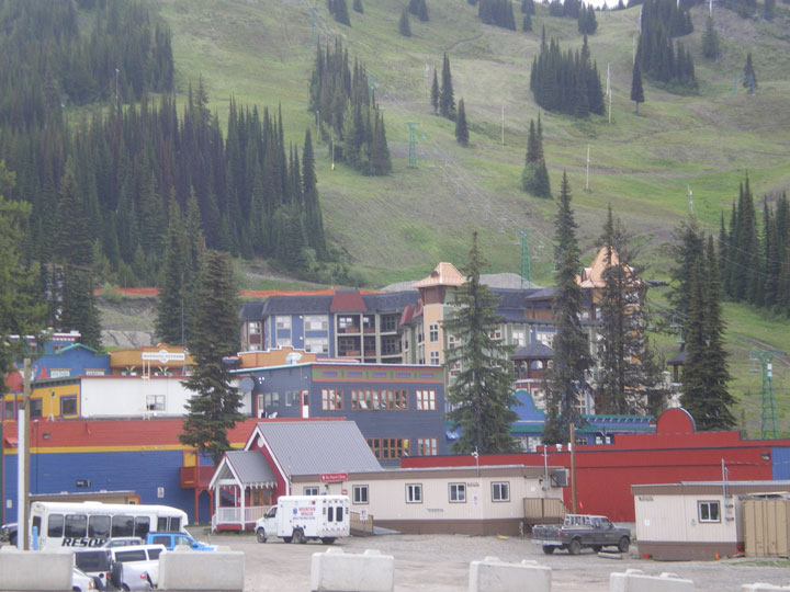 Silver Star Mountain Resort - summer activities