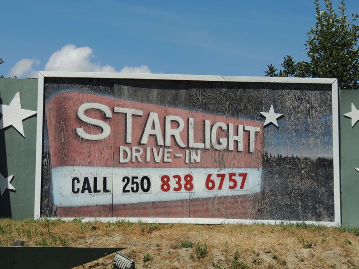 Starlight Theatre Enderby BC